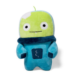 Zee.Dog Alien Flex Bubu Plush Dog Toy