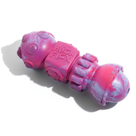 Zee.Dog Alien Flex Space Station Dog Toy - Kohepets
