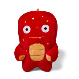 Zee.Dog Alien Flex Mini Stixx Plush Dog Toy