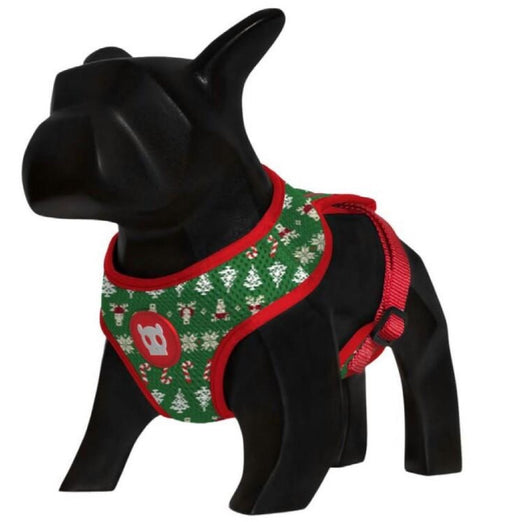 Zee.Dog Rudolph Mesh Plus Dog Harness