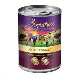 Zignature Goat Grain Free Canned Dog Food 369g