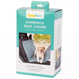 ZippyPaws Adventure Car Hammock Seat Cover