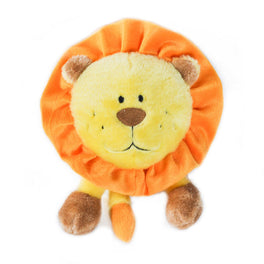 ZippyPaws Brainey Lion Dog Toy