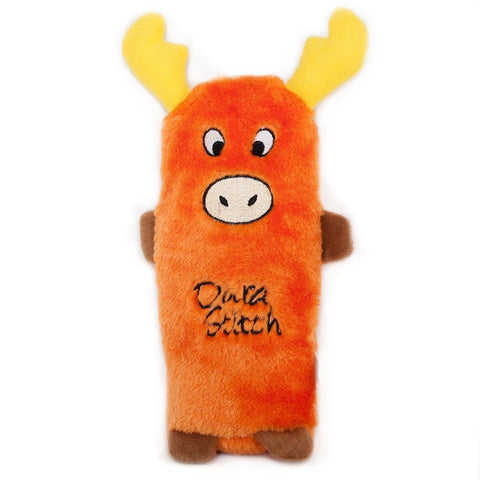 ZippyPaws Large Moose Buddie Dog Toy - Kohepets