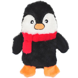 ZippyPaws Christmas Large Buddies Penguin Dog Toy