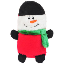 ZippyPaws Christmas Large Buddies Snowman Dog Toy