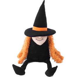 ZippyPaws Crinkle Witch Dog Toy