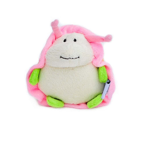 ZippyPaws Gabbles Musical Snail Dog Toy - Kohepets