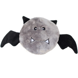 ZippyPaws Halloween Brainey Bat Dog Toy