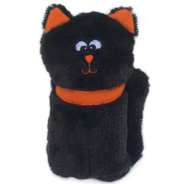 ZippyPaws Halloween Colossal Buddie Black Cat Dog Toy