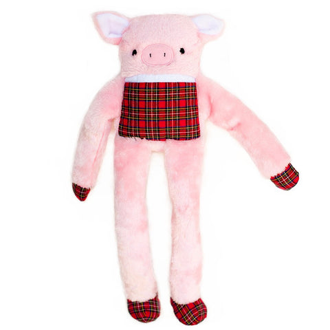ZippyPaws Lanky Pig Dog Toy - Kohepets
