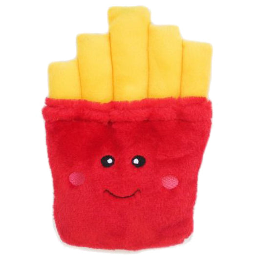 ZippyPaws NomNomz Fries Plush Dog Toy