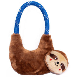 10% OFF: ZippyPaws Ropehangerz Sloth Plush Dog Toy (LIMITED TIME)