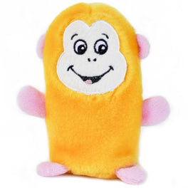 ZippyPaws Squeakie Buddie Monkey Dog Toy