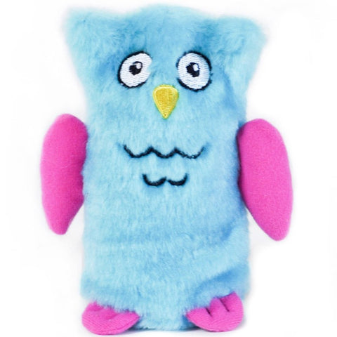 ZippyPaws Squeakie Buddie Owl Dog Toy