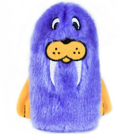 ZippyPaws Squeakie Buddie Walrus Dog Toy
