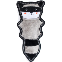 10% OFF: ZippyPaws Z-Stitch Skinny Peltz Raccoon Dog Toy (LIMITED TIME)