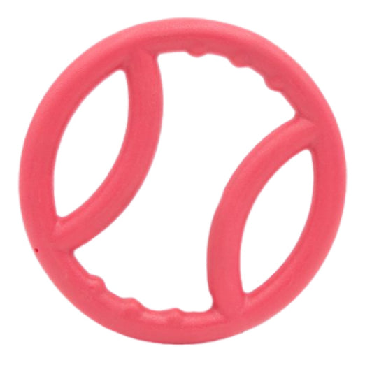Zippypaws Zippytuff Squeaky Ring Dog Toy (Pink) - Kohepets
