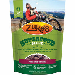 Zuke's SuperFood Blend With Bold Berries Dog Treats 6oz