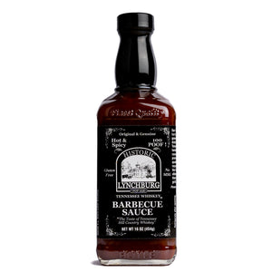 Historic Lynchburg BBQ Sauce (Hot & Spicy) - SEARSMITHS