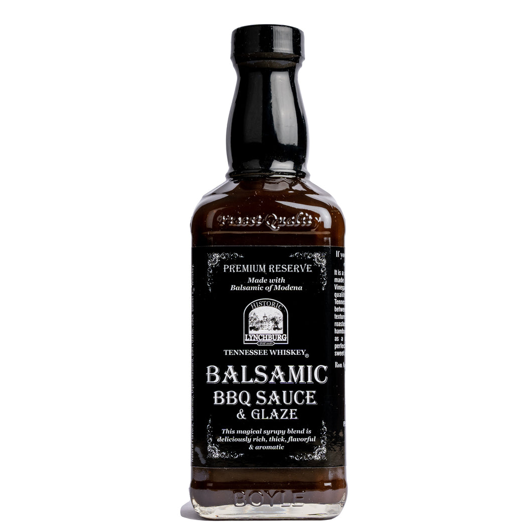 Historic Lynchburg Balsamic BBQ Sauce & Glaze - SEARSMITHS