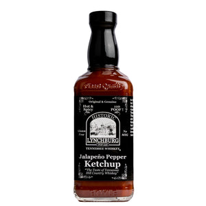 Historic Lynchburg Jalapeño Pepper Ketchup - SEARSMITHS