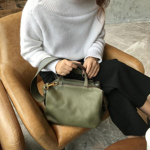 Ellacey New Arrival 2018 Genuine Leather Bag