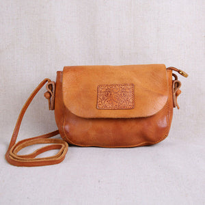 AETOO Original handmade leather handbag