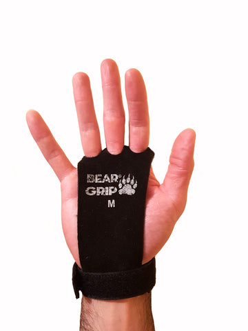Bear Grip - Crossfit leather Swede Palm Protector