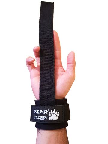 BEAR GRIP Power Straps - Weight lifting Straps