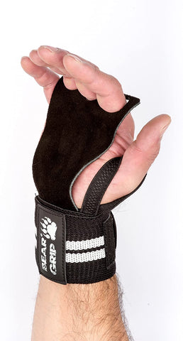 BEAR GRIP - Crossfit 2 in 1 Palm & Wrist Protector