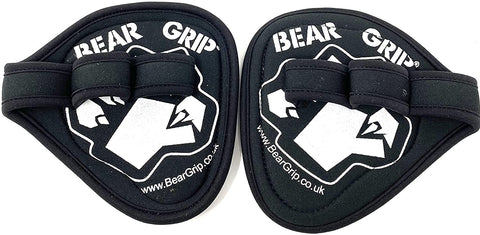 BEAR GRIP - New Grip Pad workout gym gloves