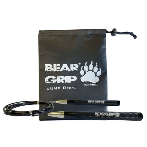 BEAR GRIP - Elite Self Locking Speed Skipping Rope