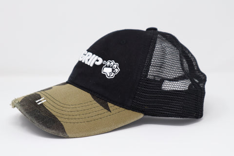 BEAR GRIP - Camo Cap