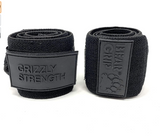 "BEAR GRIP - Premium Heavy Duty 24"" Weight Lifting Wrist Wraps"