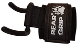 BEAR GRIP - Premium Weight Lifting Hooks For CrossFit Bodybuilding