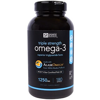 Triple Strength Omega-3