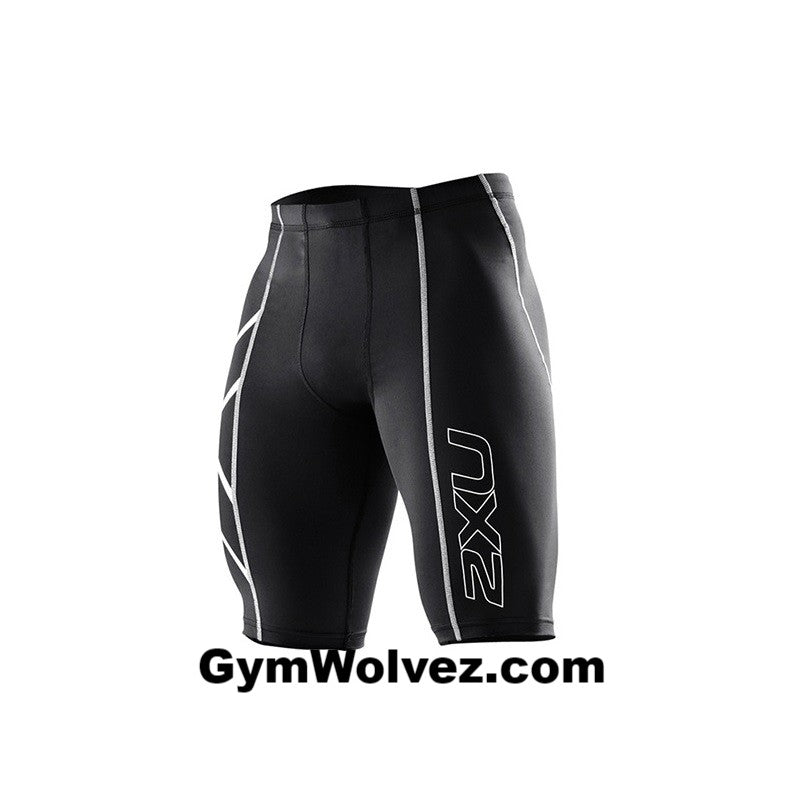 """ZXU"" Men's Compression Shorts"