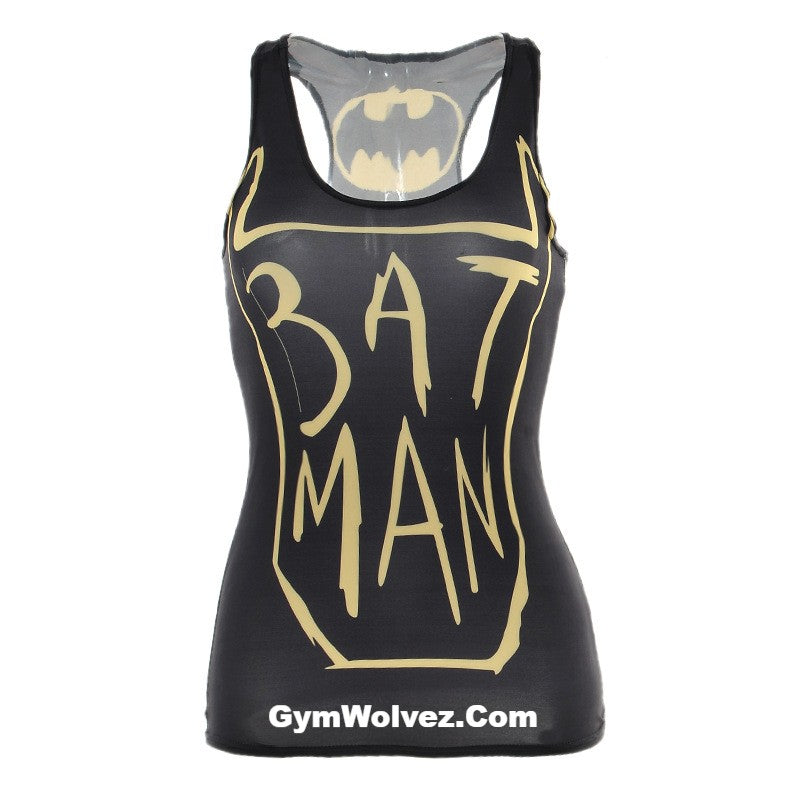 Batman Women's Tank Top