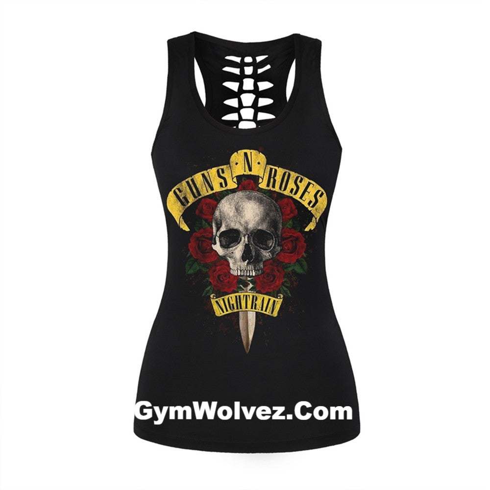 Bands Women's Tank Top