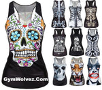 3D Prints Women's Tank Top