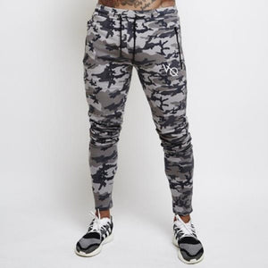 Army Camouflage Joggers