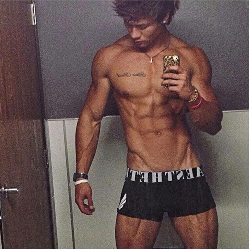 Aesthetic Compression Shorts