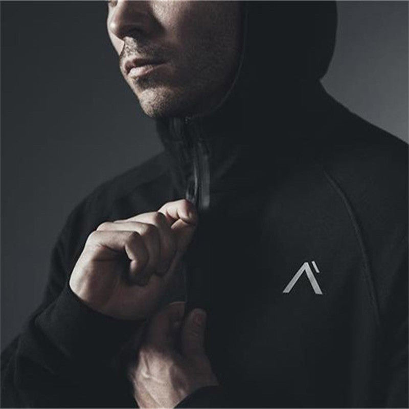 Alpha Symbol Men's Sweatshirt
