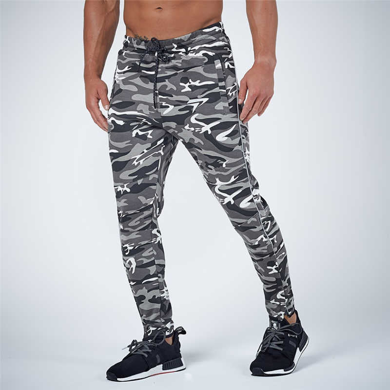 Original Camouflage Joggers