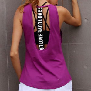 Crunch Women's Tank Top