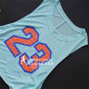 "Women's ""23"" Crop Top Shirt"
