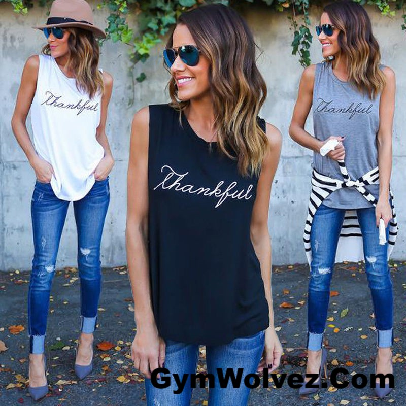 Casual Women's Tank Top