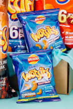 The Wotsits Crisp Box