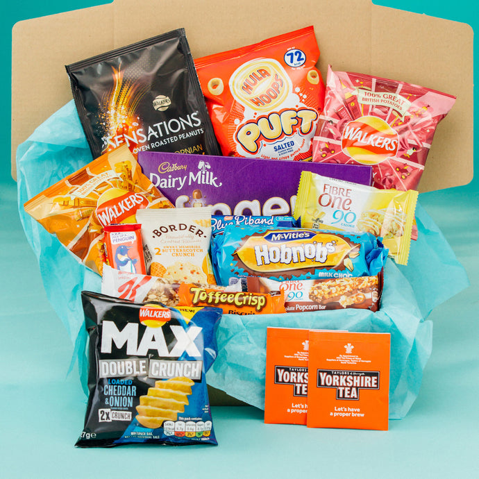 The British Snack Box